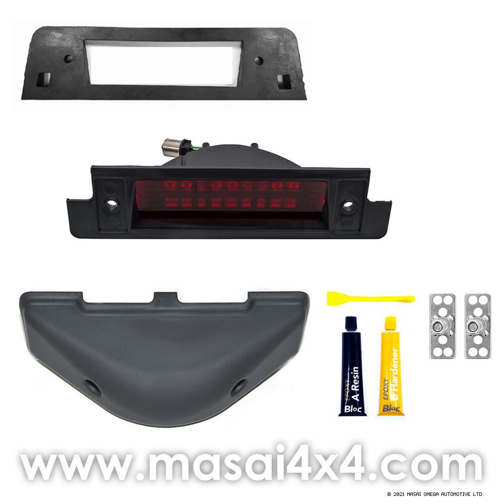 Rear High Level Brake Light LED Kit - Lamp Assembly for Defender 90/110 - 3 Colours