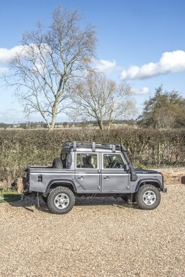 2002 Land Rover Defender 110 TD5 Double-Cab - FOR SALE