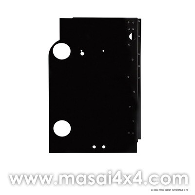 Rear End Panel Replacement for Defender 90/110 - Both Sides (LH + RH)