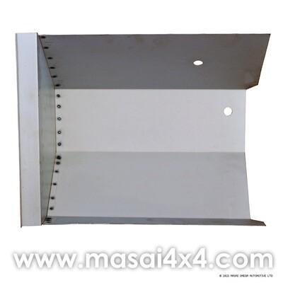 Footwell Repair Panels for Defender 90/110 (LH+RH)