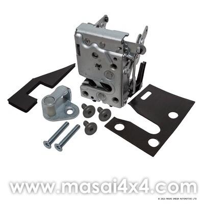 Door Lock Kit for Land Rover Defender 90/110 Doors (Front and 2nd Row)