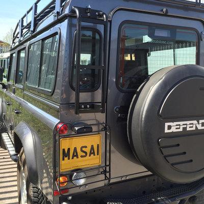Rear Roof Access Half Ladder for Land Rover Defender