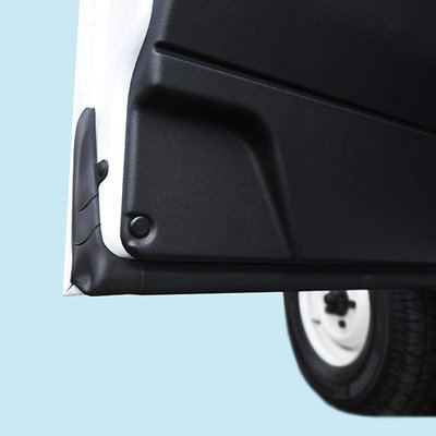 Weatherstrip - Front Door Lower Rubber Seal - Land Rover Defender 90/110 (2007 Onwards)