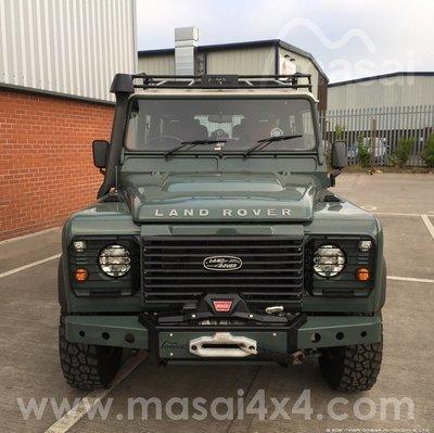 2008 Land Rover Defender Puma TDCi - Keswick Green (NO VAT)