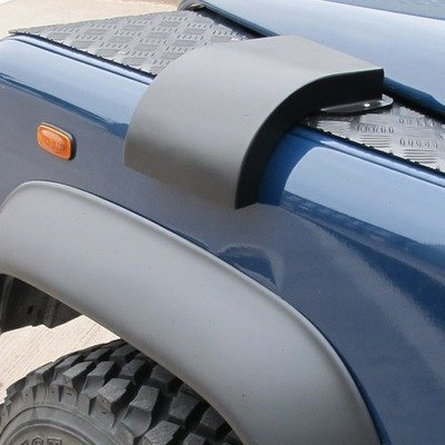 Air Intake Cover / Snow Cover for Land Rover Defenders - Style 1