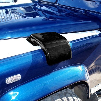 Air Intake Cover / Snow Cover for Land Rover Defenders - Style 2