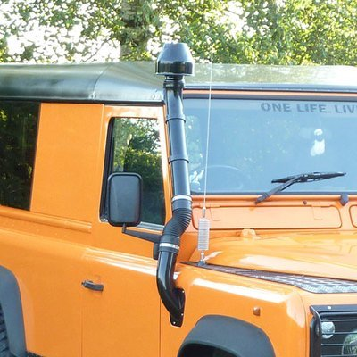 Snorkel Kit/Raised Air Intake for Land Rover Defender