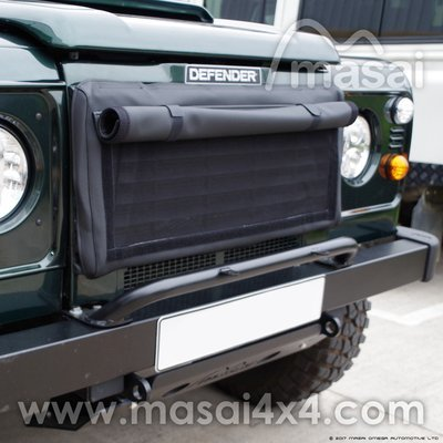 Radiator Grille Cover for Land Rover Defender without Aircon (Style 2)
