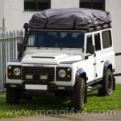 Roof Rack Cover for Land Rover Defender Crew Cab, 90 and 110