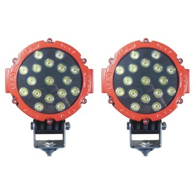 Pair of 3700 Lumens 51 Watts 7