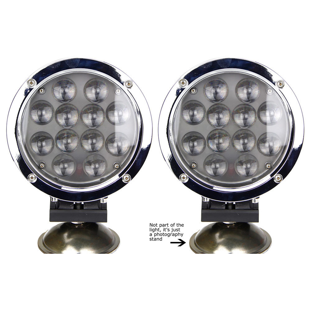 Pair of 5100 Lumens 60 Watts 7