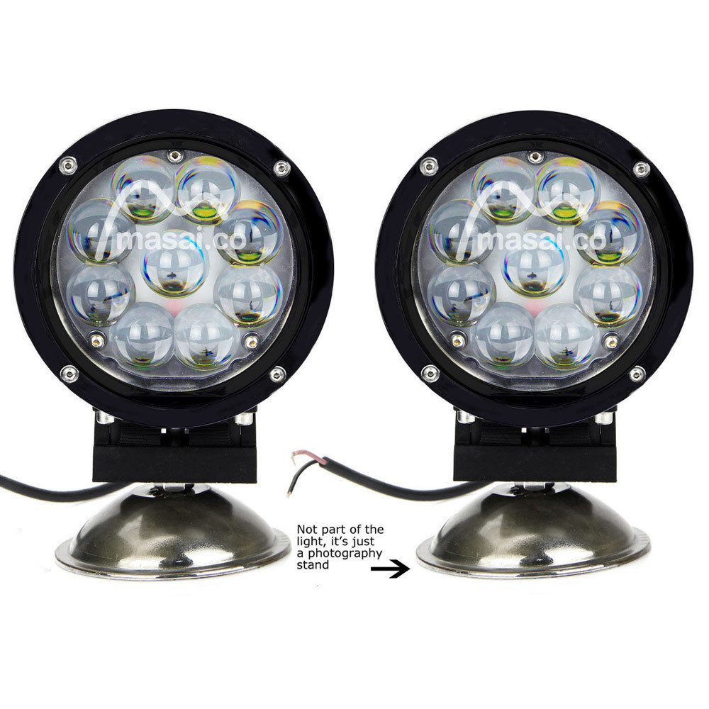 Pair of 3825 Lumens 45 Watts 5.5