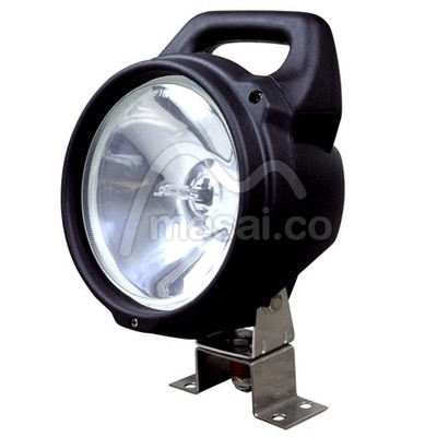 55 Watts 12v HID Bulb, Rugged Work Light with Handle