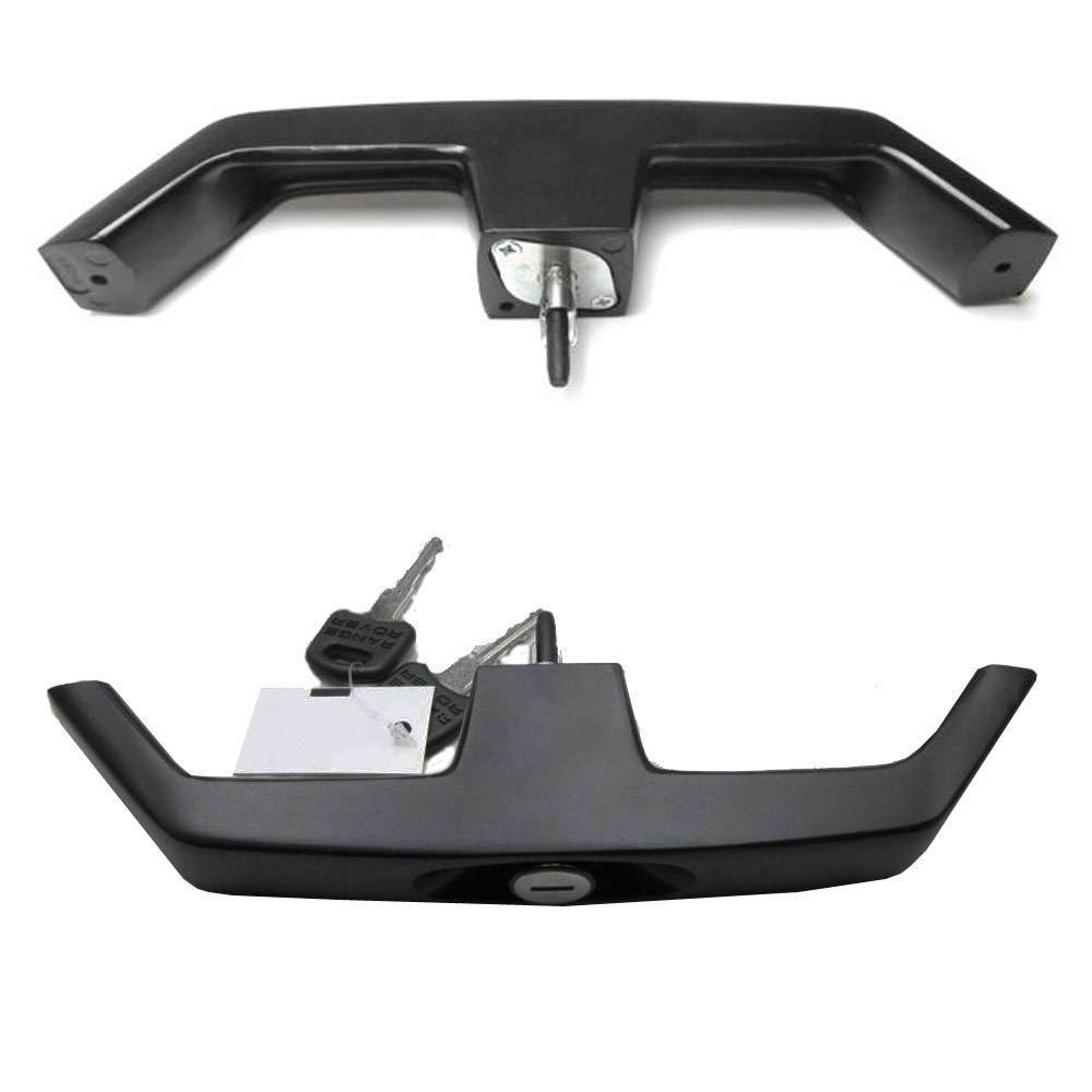 Handle and Lock for Range Rover Classic Upper Tailgate, 1970-1995