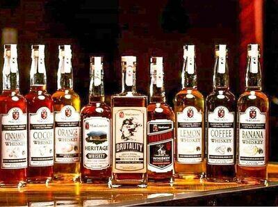 Whiskey Happy Hour
