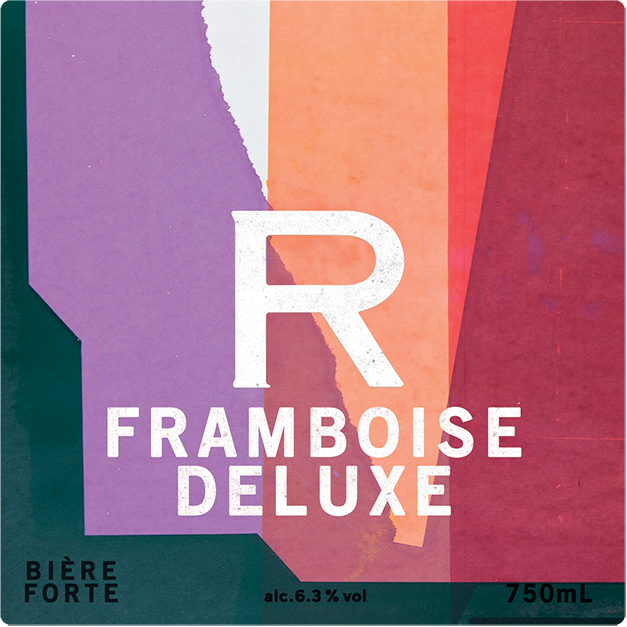 Framboise Deluxe - Bouteille de 750mL