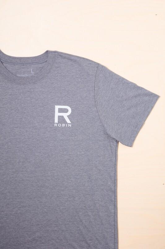 T-Shirt Robin GRIS