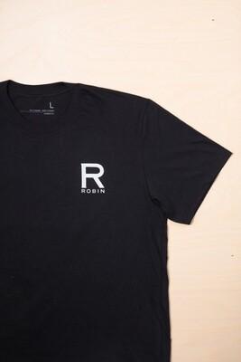 T-Shirt Robin NOIR