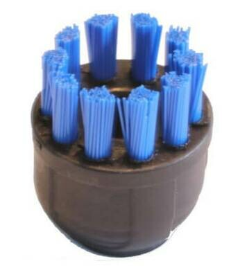 Nylon borstel Blauw (3 cm)