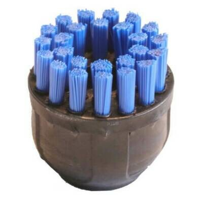 Nylon borstel Blauw (4 cm)