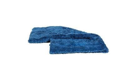 Microvezeldoek edgeless 40 x 40 cm blauw