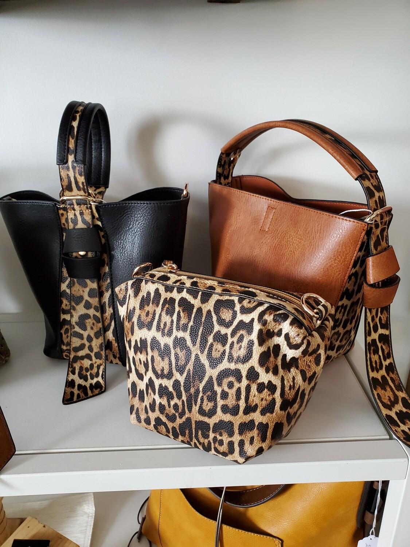 Gisele 2-in-1 Handbag