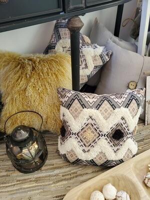 Designer Boho Style Pillows