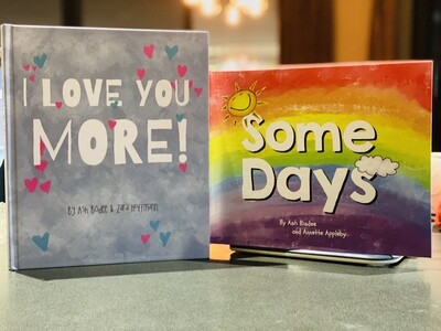 Twin Pack - Some Days & I Love You More!