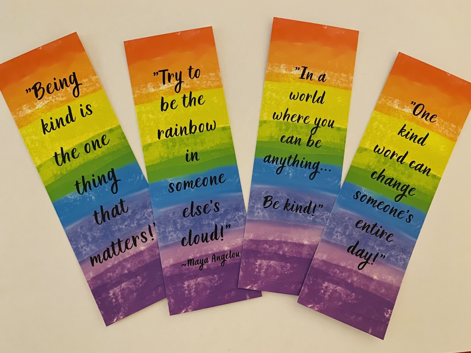 Some Days Class Set of Bookmarks