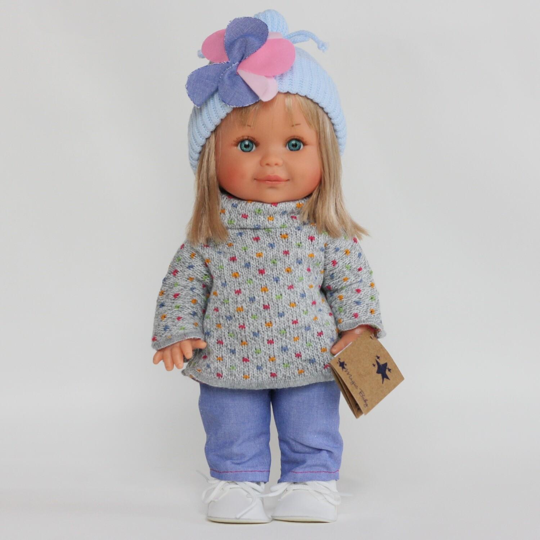 Бетти в голубом наряде