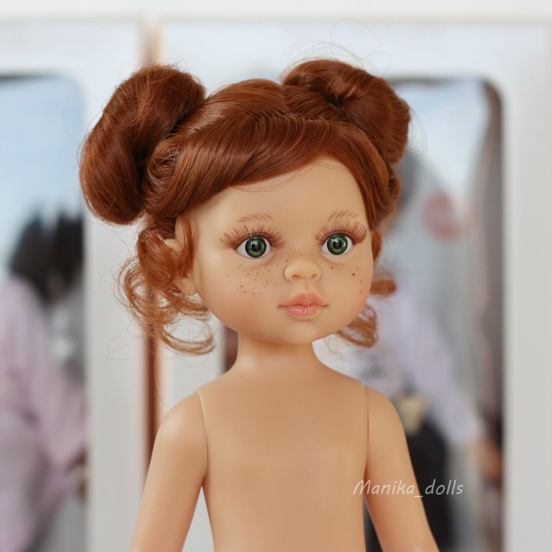 Кристи, рыжие волосы, глаза зеленые