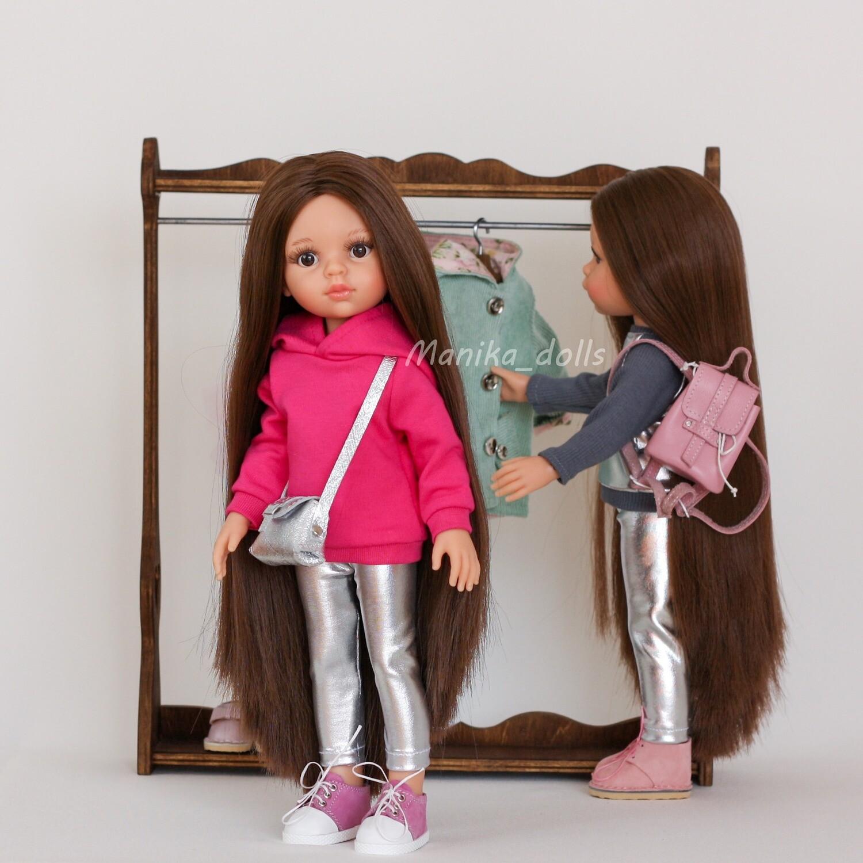 Весенний наряд для кукол Паола Рейна