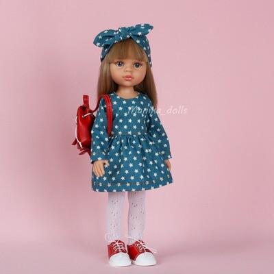 Карла в модном наряде + пижама
