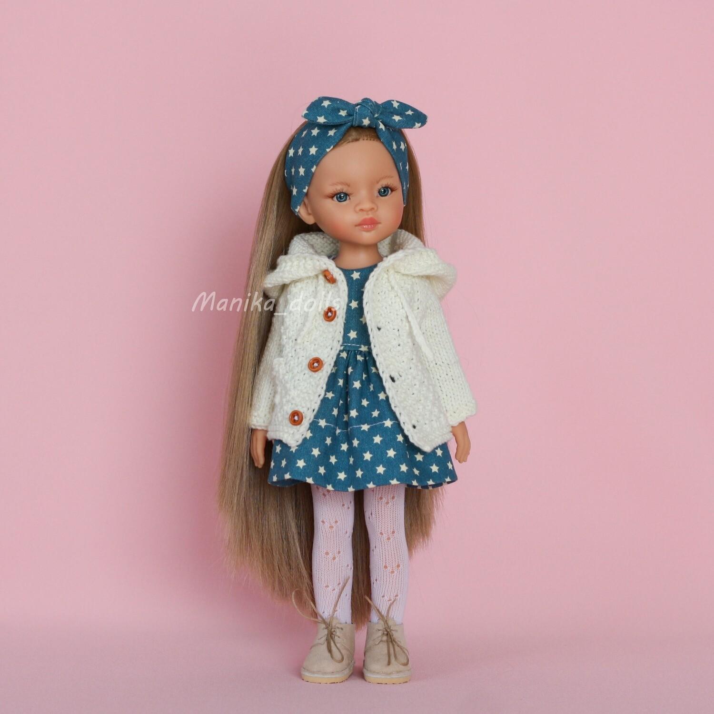 Маника Рапунцель в модном наряде + пижама