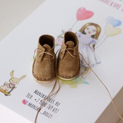Ботинки для кукол Paola Reina