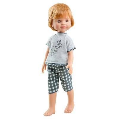 Дарио в пижаме