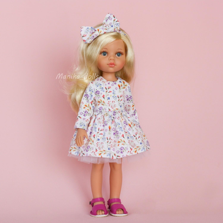 Клаудиа в платье