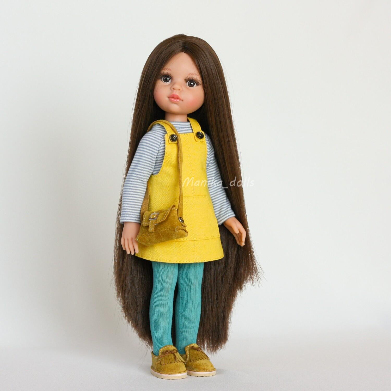 Кэрол Рапунцель в модном наряде + пижама