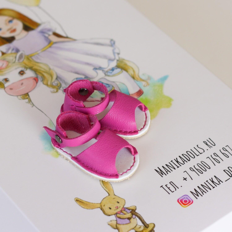 Сандалии для кукол Paola Reina