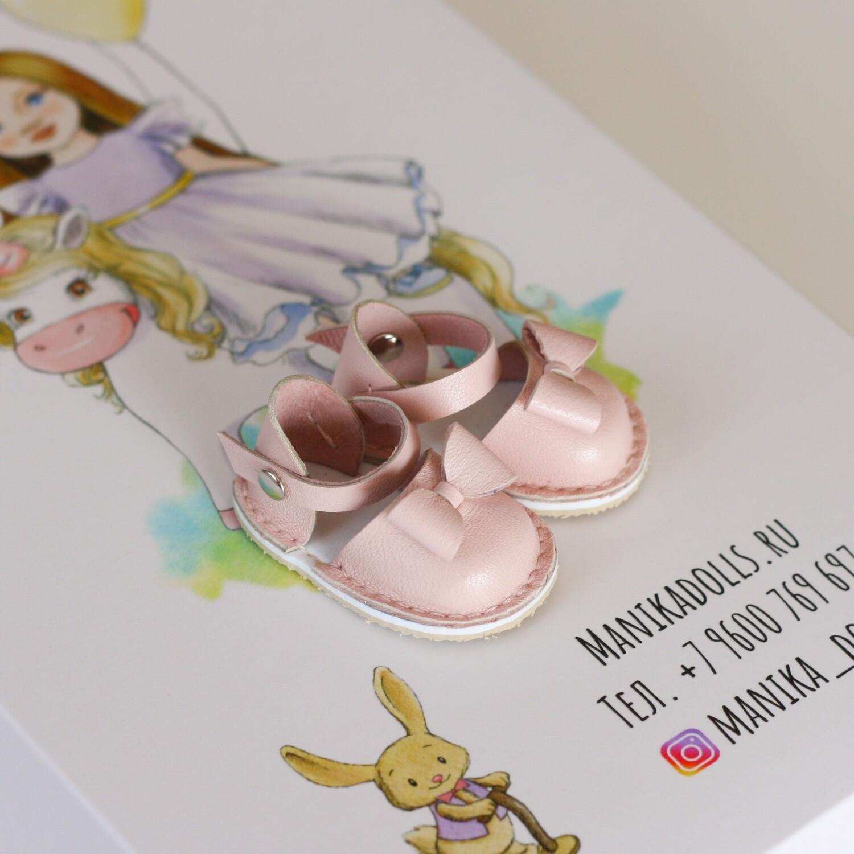 Туфли для кукол Paola Reina