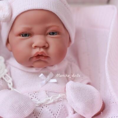 Новорожденная девочка 42 см