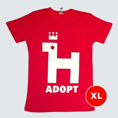 T-Shirt - Red (XL)
