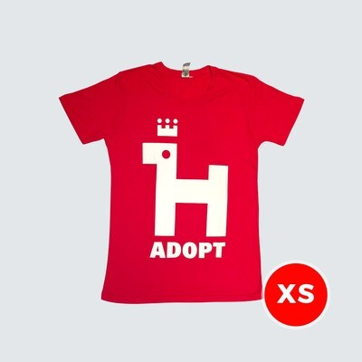 T-Shirt - Red (XS)