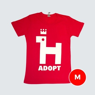 T-Shirt - Red (M)