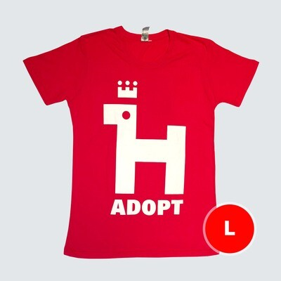 T-Shirt - Red (L)