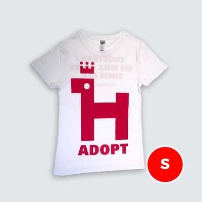 T-Shirt - White (S)