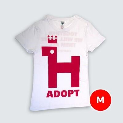 T-Shirt - White (M)