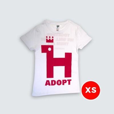 T-Shirt - White (XS)