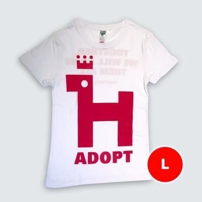 T-Shirt - White (L)