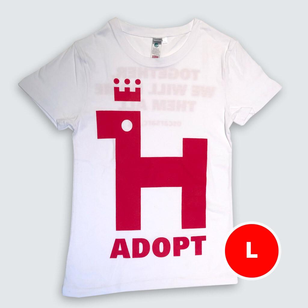 T-Shirt - White (XL)